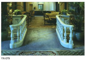 marble baluster