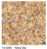 Yellow Star granite