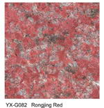 RongJing Red granite