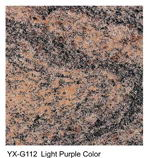 Light Purple granite