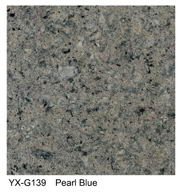 Pearl Blue granite