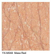 Masa Red marble